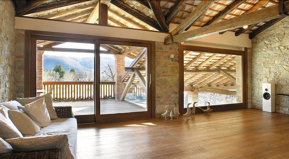 Serramenti milano e provincia la zenith serramenti for Serramenti pvc legno